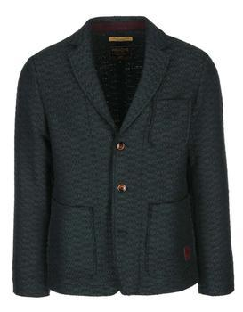 Black-green blazer Jack & Jones Pete