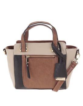 Clarks brown handbag Mai Rose