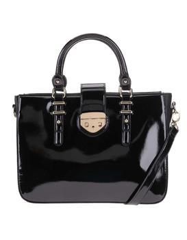 Black patent handbag Clarks Miss Chantal
