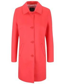Red ladies coat Bugatti