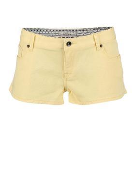 Yellow shorts Roxy Forever