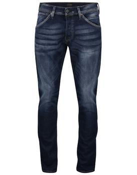 The blue straight jeans Jack & Jones Iglenn