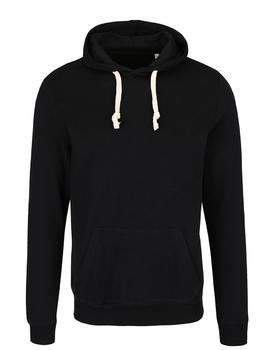 Black men's hooded sweatshirt Stanley & Stella Explore
