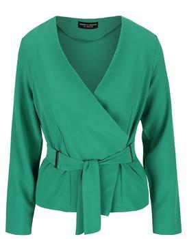 Wrap green blazer Dorothy Perkins