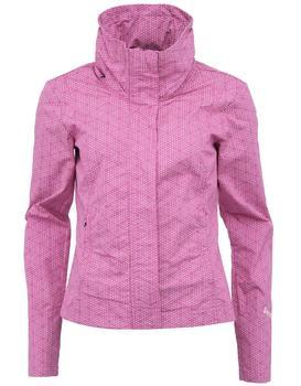 Pink Ladies patterned jacket with a high collar Bench Free