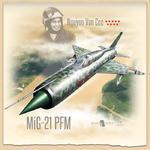 MiG-21PFM +Triko (M) 1/48