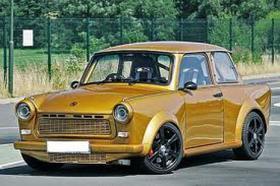 Zlatý trabant