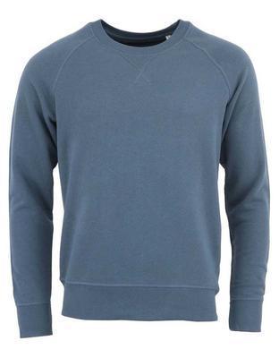 Petrol men's sweatshirt Stanley & Stella Strolls - 1