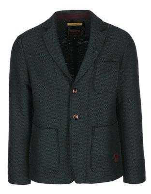 Black-green blazer Jack & Jones Pete - 1