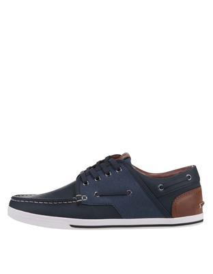 Blue shoes with leather details ALDO Greene - 1