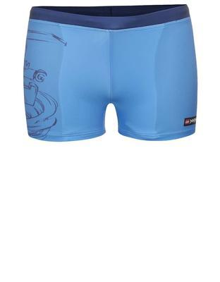 Blue boys' swimwear with dark trim LEGO wear - 1