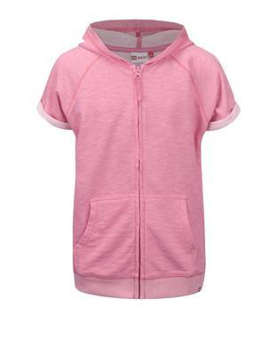 Girly pink sweatshirt with short sleeves LEGO wear - 1