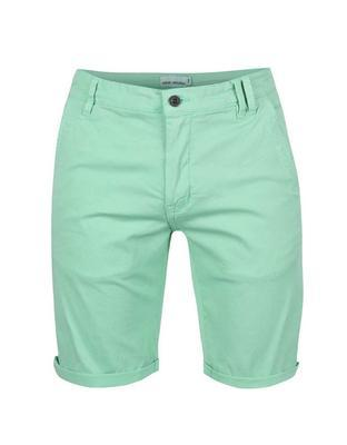 Menthol chino shorts Shine Original Kurtis - 1