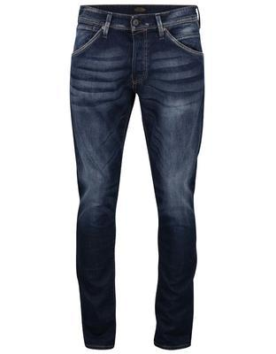 The blue straight jeans Jack & Jones Iglenn - 1