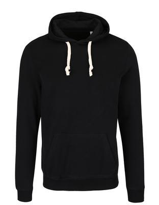 Black men's hooded sweatshirt Stanley & Stella Explore - 1
