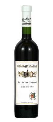 Rulandské modré 0,75 kabinetní víno