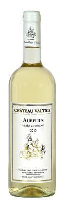 Aurelius 0,75 výběr z hroznů 2010