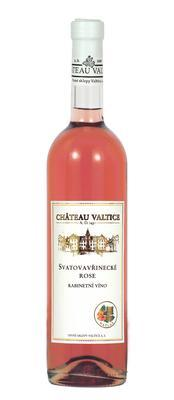 Svatovavřinecké rose 0,75 kabinetní víno