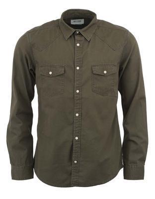 Džínová košile klasická