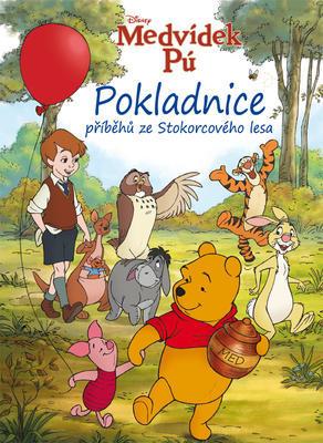 Medvídek Pú Pokladnice příběhů ze Stokorcového lesa