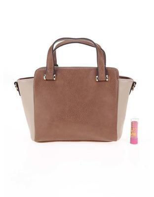 Clarks brown handbag Mai Rose - 2