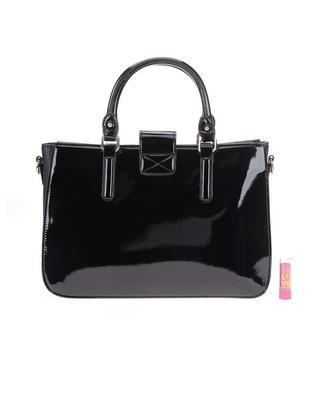 Black patent handbag Clarks Miss Chantal - 2