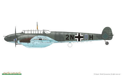 Bf 110C-6 1/48 - 2