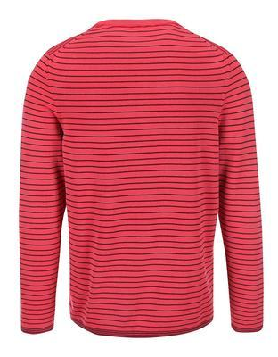 Red men's striped sweater s.Oliver - 2