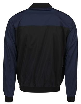 Black-and-Blue Bomber Jack & Jones Fly - 2