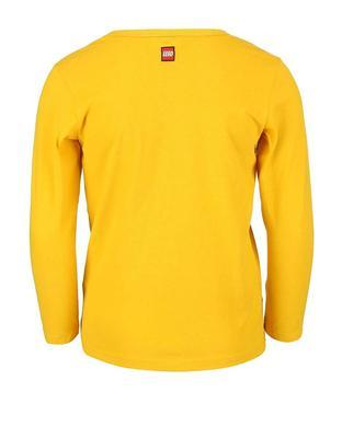 Yellow boy's shirt with long sleeves LEGO Wear Tony - 2
