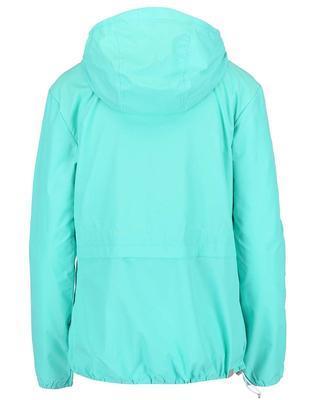 Turquoise ladies waterproof jacket with hood Bench Profitability - 2