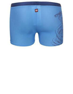 Blue boys' swimwear with dark trim LEGO wear - 2