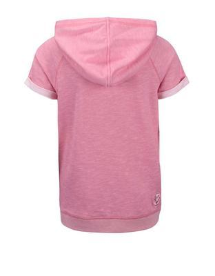 Girly pink sweatshirt with short sleeves LEGO wear - 2