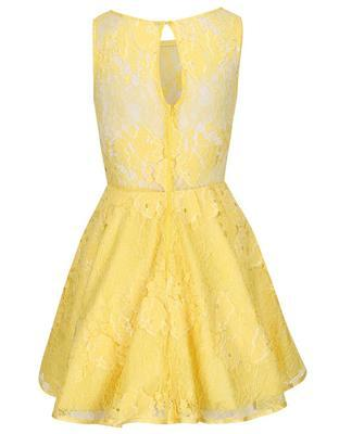 Yellow lace dress AX Paris - 2