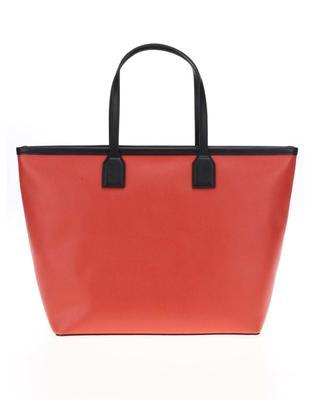 Red shopper with a motif of cats KARL LAGERFELD - 2
