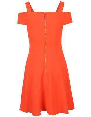 Orange dress with slashes on his shoulders Dorothy Perkins - 2