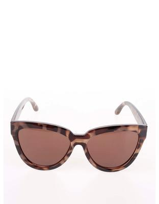 Black-brown tortoise women sunglasses Le Specs Liar Lair - 2