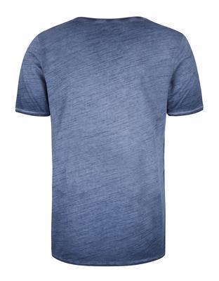 Modré triko s potiskem Jack & Jones Vance - 2