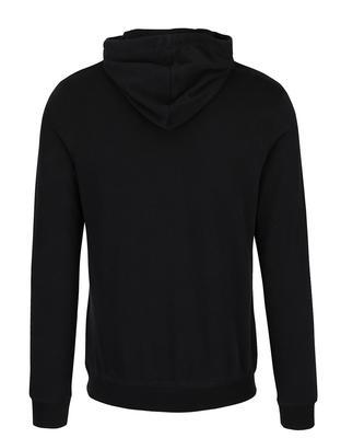 Black men's hooded sweatshirt Stanley & Stella Explore - 2
