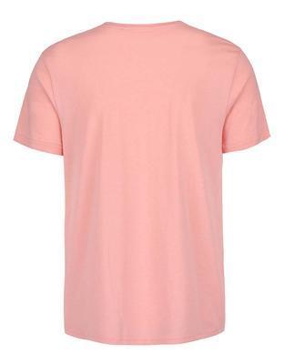 Růžové triko s potiskem Burton Menswear London - 2