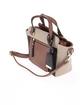 Clarks brown handbag Mai Rose - 3