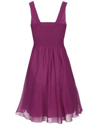 Pink dress with decorative waist Dorothy Perkins - 3