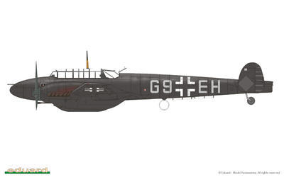 Bf 110C-6 1/48 - 3