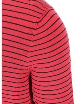 Red men's striped sweater s.Oliver - 3