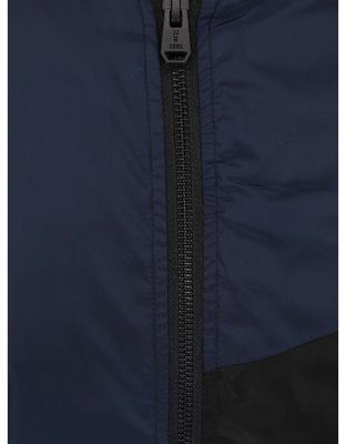 Black-and-Blue Bomber Jack & Jones Fly - 3