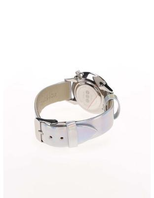 Unisex watches in silver with a holographic effect Komono Estelle Iridiscent - 3
