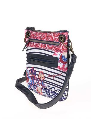 Colored crossbody bag Desigual Bandolera Kimera - 3