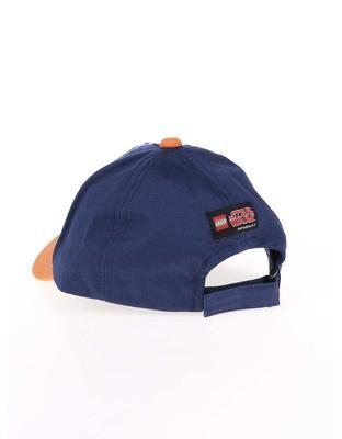 Orange-blue boyish cap imprinted with Star Wars LEGO wear Carlos - 3