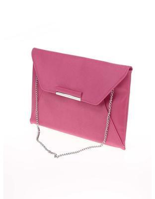 Pink clutch / handbag Dorothy Perkins - 3