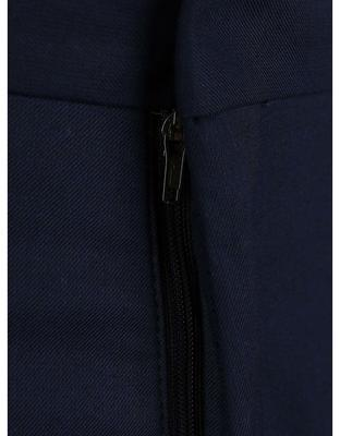 Dark blue formal pants Selected Tax - 3